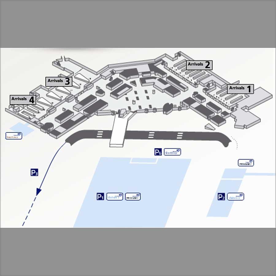 международный аэропорт амстердам схема аэропорта