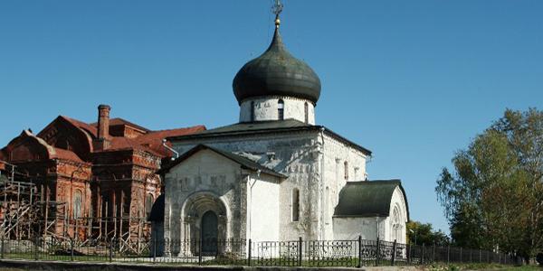 Церковь святого георгия презентация