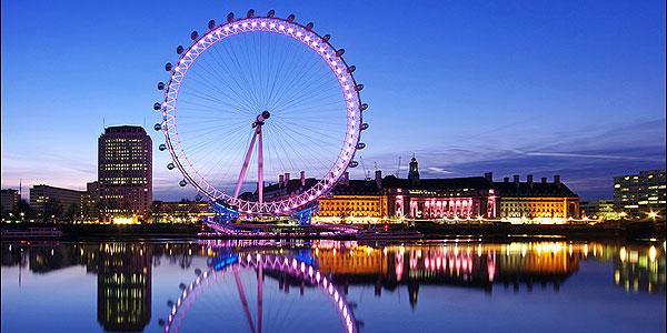 Image result for лондонский глаз фото